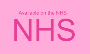 available on the NHS